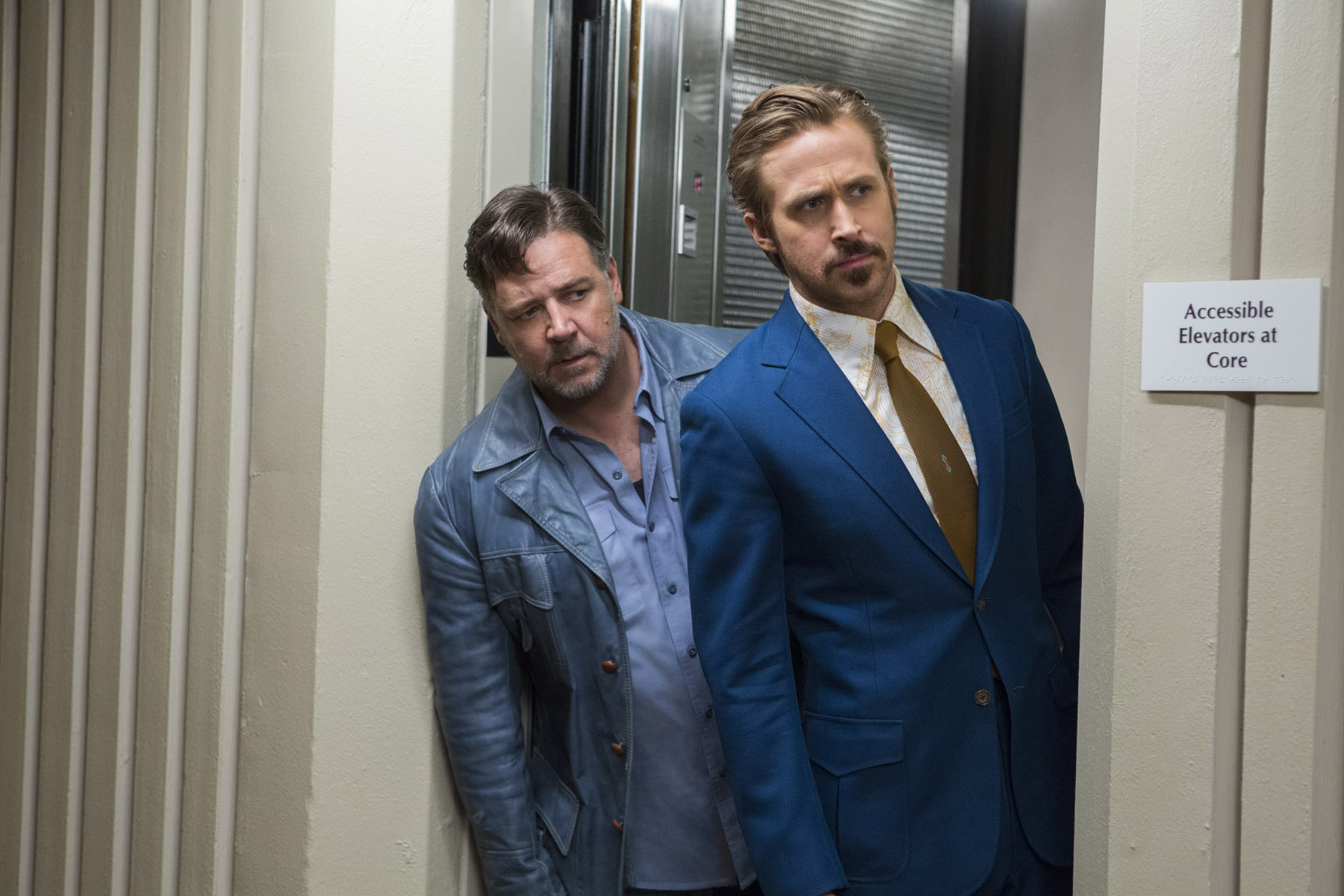 nice guys The nice guys is written and directed by shane black and stars ryan gosling and russell crowe as crowe plays jackson healy, a by-the-book though guy enforcer type who you call when want to.