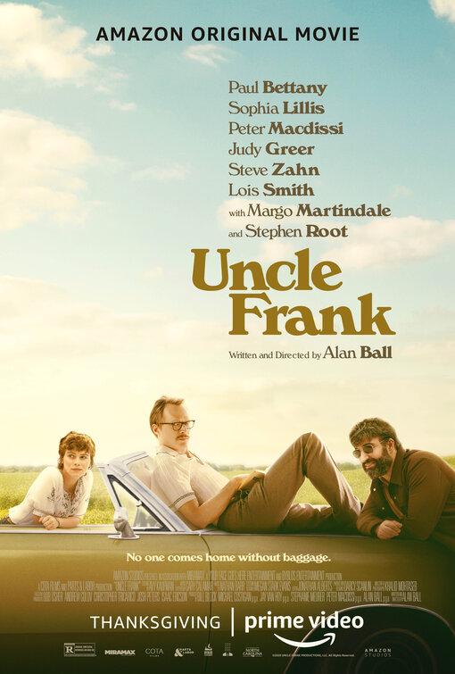 Uncle Frank   AFI Fest Review