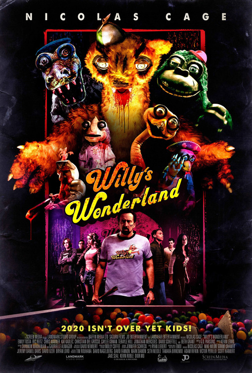 Willy's Wonderland