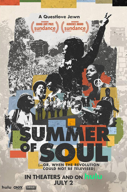 Summer of Soul (…Or , When the Revolution Could Not Be Televised)
